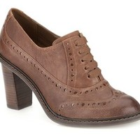 Blues Myth (1 review)Dark Tan LeatherWomens Casual Shoes