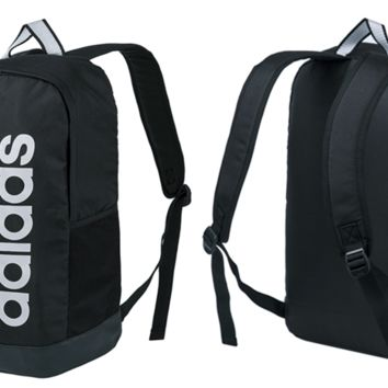 """Adidas"" Fashion Casual Male Female Student Clover Letter Travel Movement Backpack"