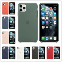 New 2019 Apple Iphone 11 Protective Silicone Case