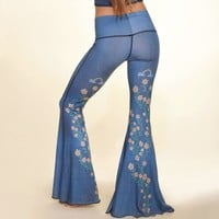 woodstock bell bottoms