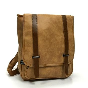 On Sale Hot Deal Stylish College Back To School Comfort Casual Matte Backpack [47755034636]
