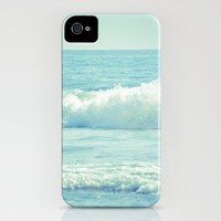 The Waves iPhone Case by Beth Thompson   Society6
