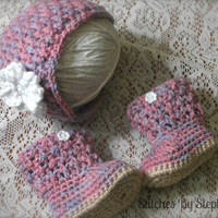 baby girl clothes baby clothes crochet hat by stitchesbystephann