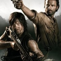 """The Walking Dead - TV Show Poster (Rick & Daryl) (Size: 24"""" x 36"""")"""