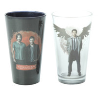 Supernatural Pint Glass 2-Pack
