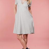 Sasha Stripe Dress