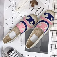 Tory burch Fashion Men Women's Casual Running Sport Shoes Sneakers Slipper Sandals High Heels Fisherman's shoes