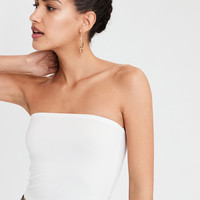AE Soft & Sexy Tube Top, Natural White
