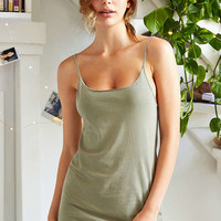 Out From Under Raw Cut Cami Slip - Urban Outfitters