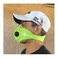 Outdoor Sports Cycling Ski Bicycle Bike Snowboard Half Face Mask Winter Anti-pollution Training Mask Motorcycle Helmet Dustproof Mouth-muffle