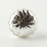 Silvered Mirror Knob by Anthropologie