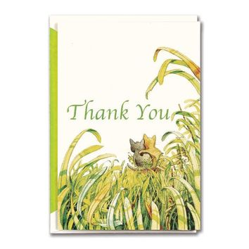 Thank You Cats - Thank You Card - [Original Crown Mill]