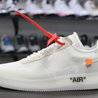 HCXX Nike x Off-White Air Force 1 Low