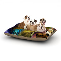 """Mandie Manzano """"Fairy Tale off to Neverland"""" Dog Bed"""