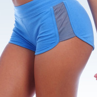 Miami Style® - Womens Sporty French Terry Shorts