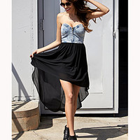 Sweetheart High-Low Dress | FOREVER 21 - 2059026971