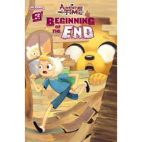 Adventure Time Beginning Of End #2