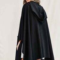 Urban Renewal Recycled Hooded Cape
