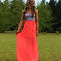 Take Me To The Islands Maxi: Coral