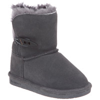 The Abigail Toddler {Charcoal} by Bearpaw | 682T