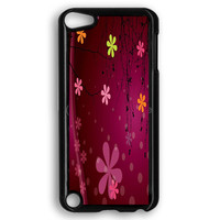 Cute Pink Flower iPod Touch 5 Case