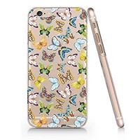 Butterfly Slim Iphone 6 6S Case, Clear Iphone 6 6S Hard Cover Case For Apple Iphone 6 /6S -Emerishop (VAE007.6sl)