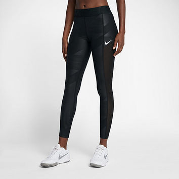 The NikeCourt Power Women's Tennis Tights.