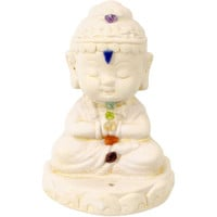 Chakra Buddha incense holder