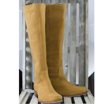 Seychelles Secretive Boots - Tan