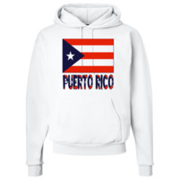 """Design features the Flag of Puerto Rico, or Puerto Rican Flag, with the word or name,  """"PUERTO RICO"""", below in the colors of the flag. Wonderful way for you to honor and show your love and pride in your ethnic heritage, culture and ancestry. G"""