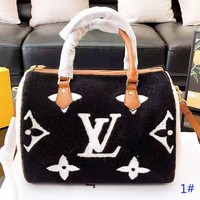 LV Louis Vuitton New fashion monogram shoulder bag women handbag 1#