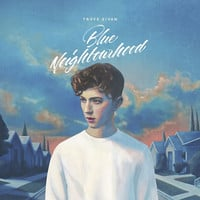 BLUE NEIGHBOURHOOD TROYE SIVAN by phoenixflicker