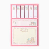 Little Twin Stars Sticky Notes: Storytime