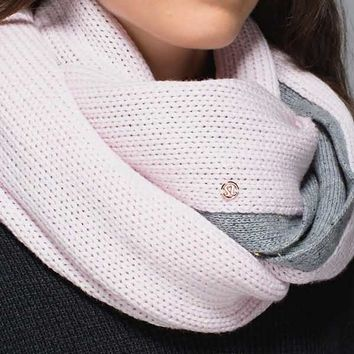 Blissed Out Circle Scarf