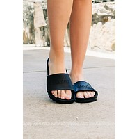 Barbados EVA Waterproof Birkenstocks | Black | Regular