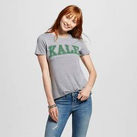 Women's Kale Graphic Tee - Modern Lux