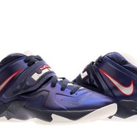 Nike Soldier 7 (GS) Boys Basketball Shoes 599818-400 Deep Royal Blue 6.5 M US