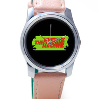 The Mystery Machine (Black) Wrist Watch