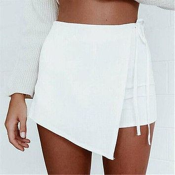 2016 Sexy Hot Summer Casual Shorts Beach High Waist Short Fashion Lady's Women Shorts