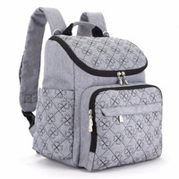COLORLAND Diaper Bag Fashion Mummy Maternity Nappy Bag Brand Baby Travel Backpack Diaper Organizer Nursing Bag For Baby Stroller