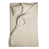 Full duvet cover Linen cotton bed linen in twin or full size by Lovely Home Idea