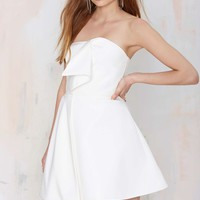 Cameo Collective My Life Strapless Dress