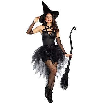 Sexy Wicked, Wicked Witch Women's Costume