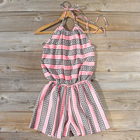Braided Gypsy Romper