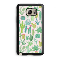 cactus pattern case for samsung galaxy note 5 note edge