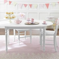Oval Finley Play Table   Pottery Barn Kids
