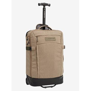 Burton - Multipath 40L Carry-On Timber Wolf Ripstop Backpack