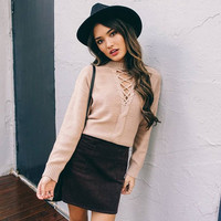 Pullover Winter Knit Sexy Sweater [9307407620]