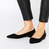ASOS | ASOS LOST Pointed Ballet Flats at ASOS