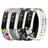 New Latest Art Inspired Fitbit Alta Band  Replacement